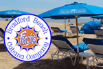 Just Beachy - Bradford Beach Cabana Package