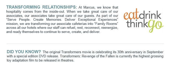 Transforming Relationships