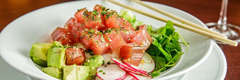Mason Street Grill Salad