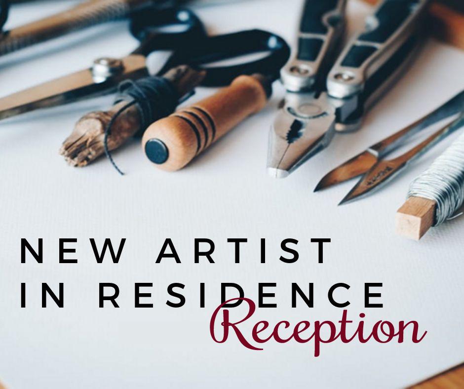 Artist In Residence Reception