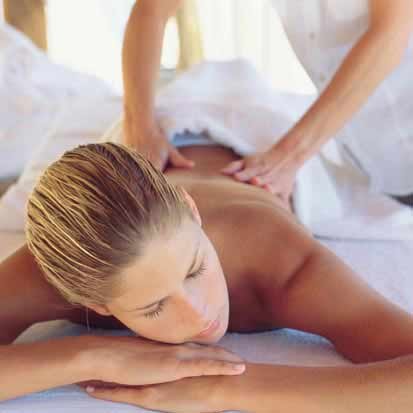 Massage, evensong spa, heidel house resort & spa, green lake wi, wisconsin spa