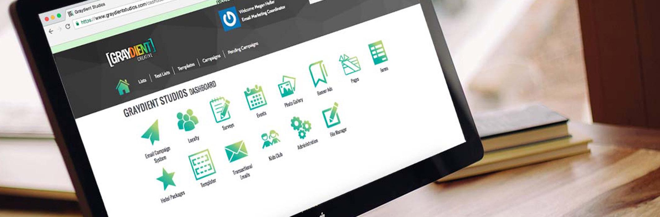 website and web application development
