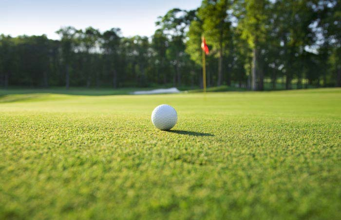 Golf in Green Lake - Tuscumbia Country Club