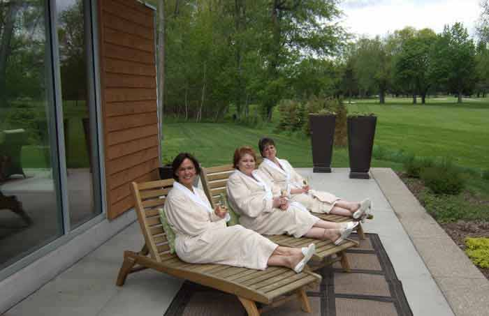 Group Activities - Spa