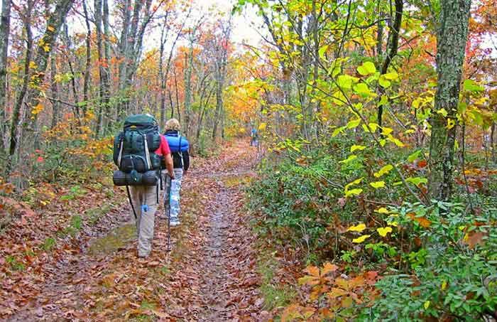 Green Lake WI Hiking Trails