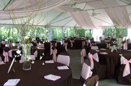 outdoor weddings wisconsin – tent weddings
