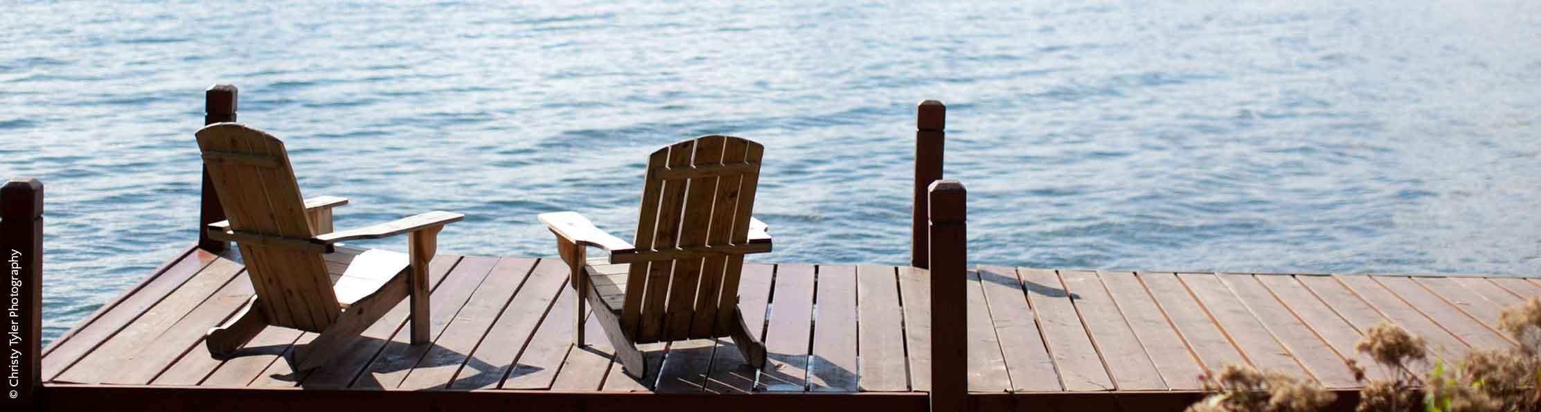 Vacation Green Lake WI