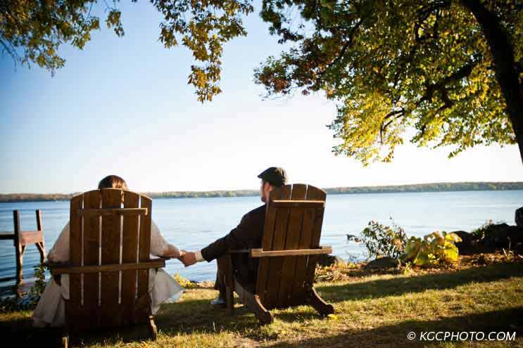 Wedding Testimonials, wisconsin weddings, green lake wi, heidel house resort & spa