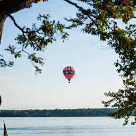 Green Lake wi activities