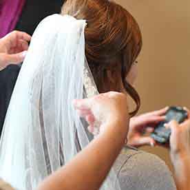 Wisconsin Bridal Hair & Makeup