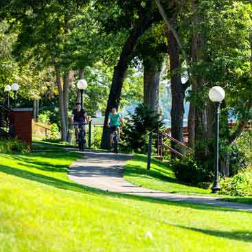 green lake hotel reservation policy