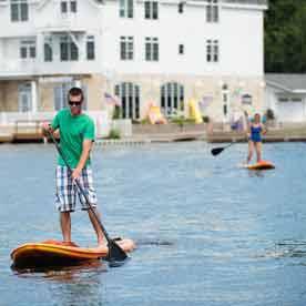 Water Sports in Green Lake