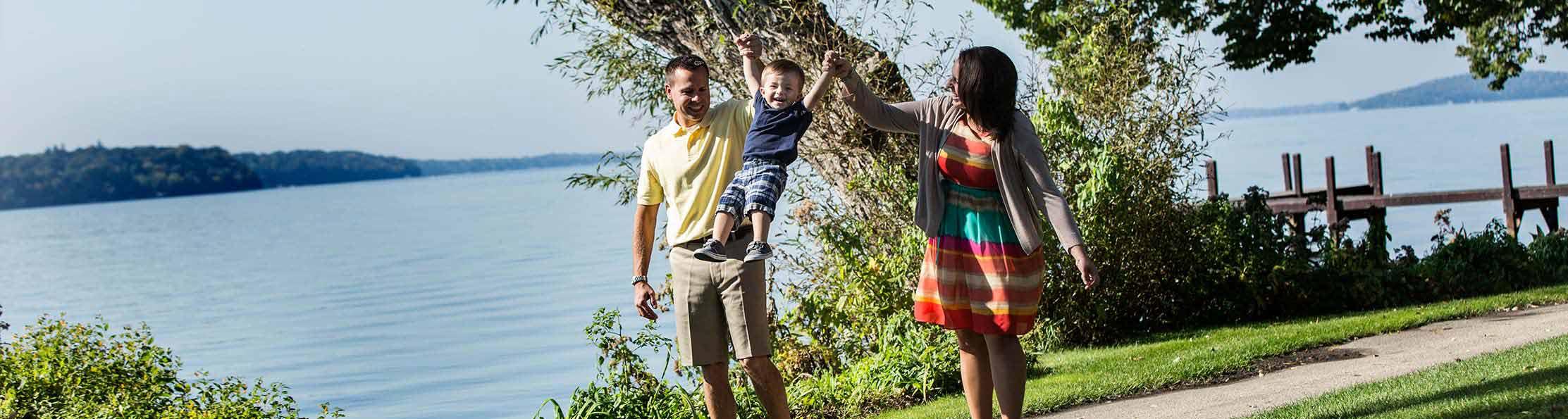 Family Fun on Green Lake, green lake wi, heidel house resort & spa