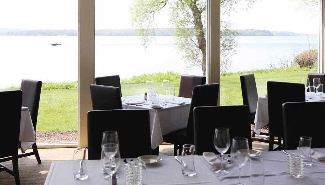 Green Lake Dining Grey Rock