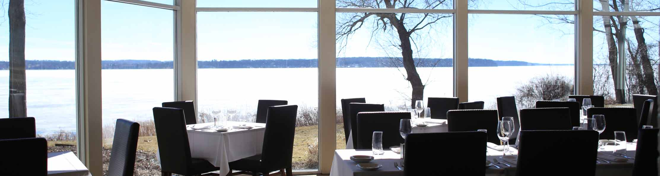 Green Lake Dining - Grey Rock