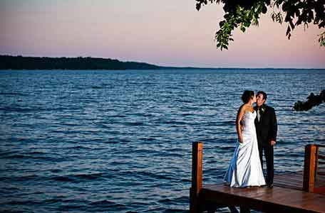 Weddings on the Water