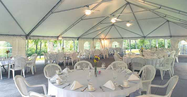 Carriage Tent