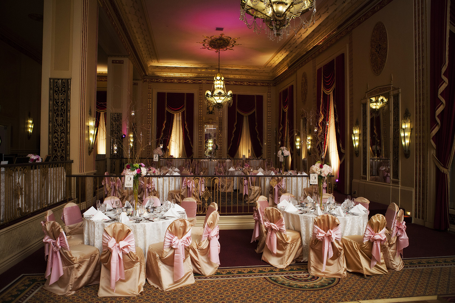 Hilton Milwaukee City Center Wedding Specials