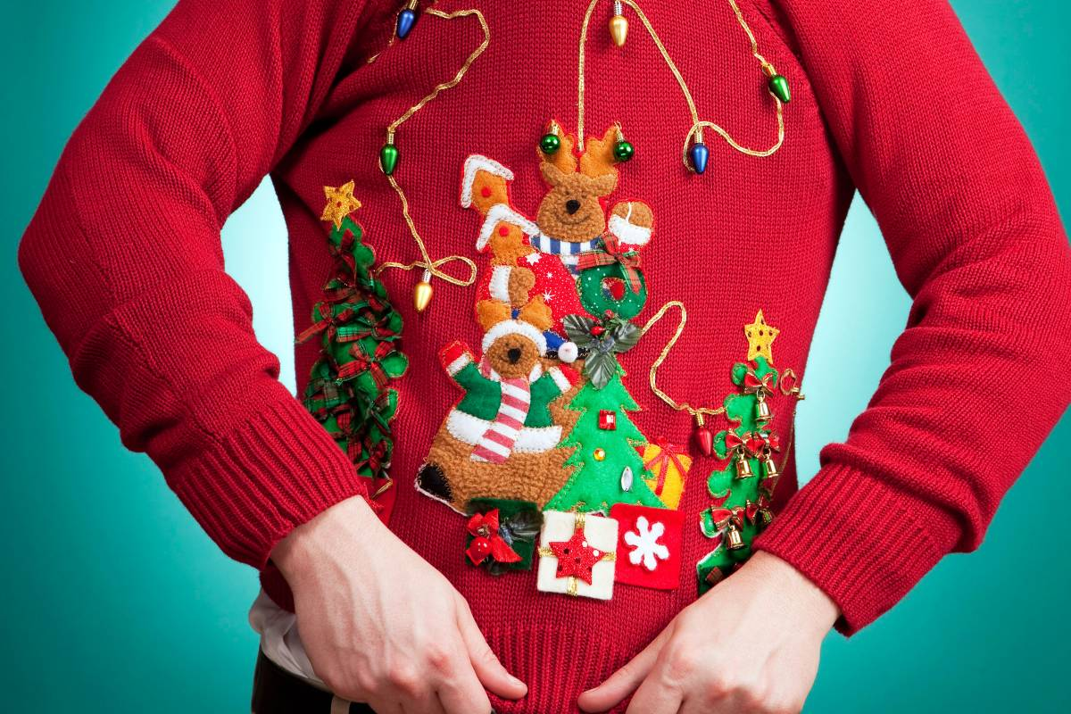 Ugly Sweater Party at the Monarch Lounge