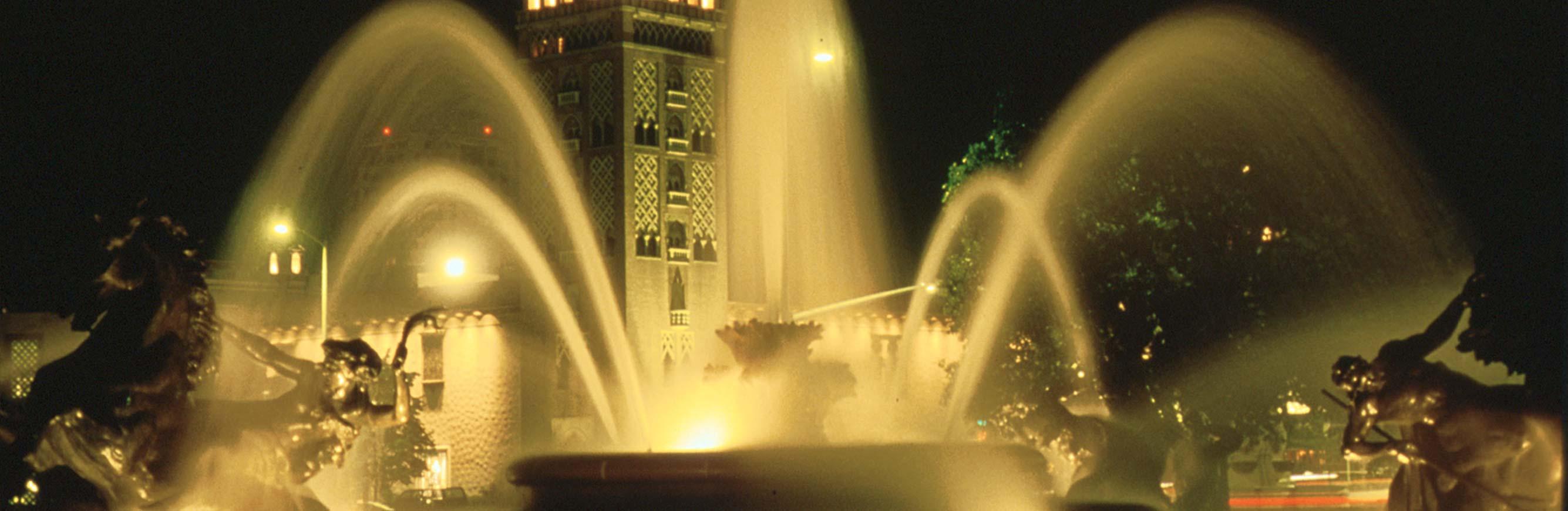 Kansas City - City of Fountains