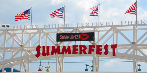 Summerfest 2016 Package