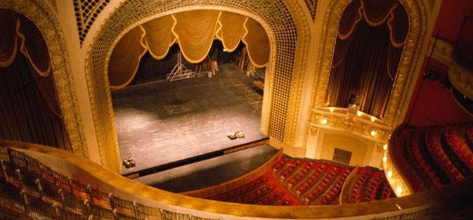 Pabst Theater, Riverside Theater, Turner Hall Ballroom