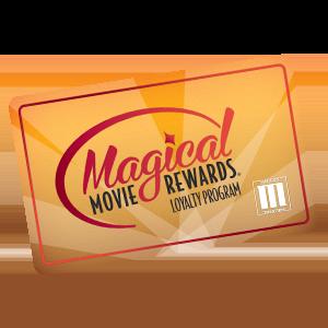 Magical Movie Rewards