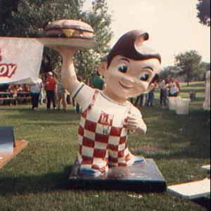 Marc's Big Boy Statue