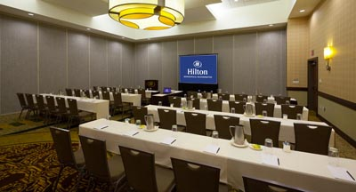 Hilton Bloomington Meeting Room