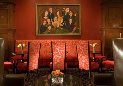 The Skirvin Lobby