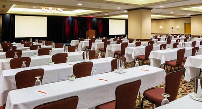 Crown Plaza Northstar Meeting Room