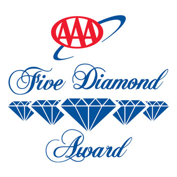 AA Five Diamond Award