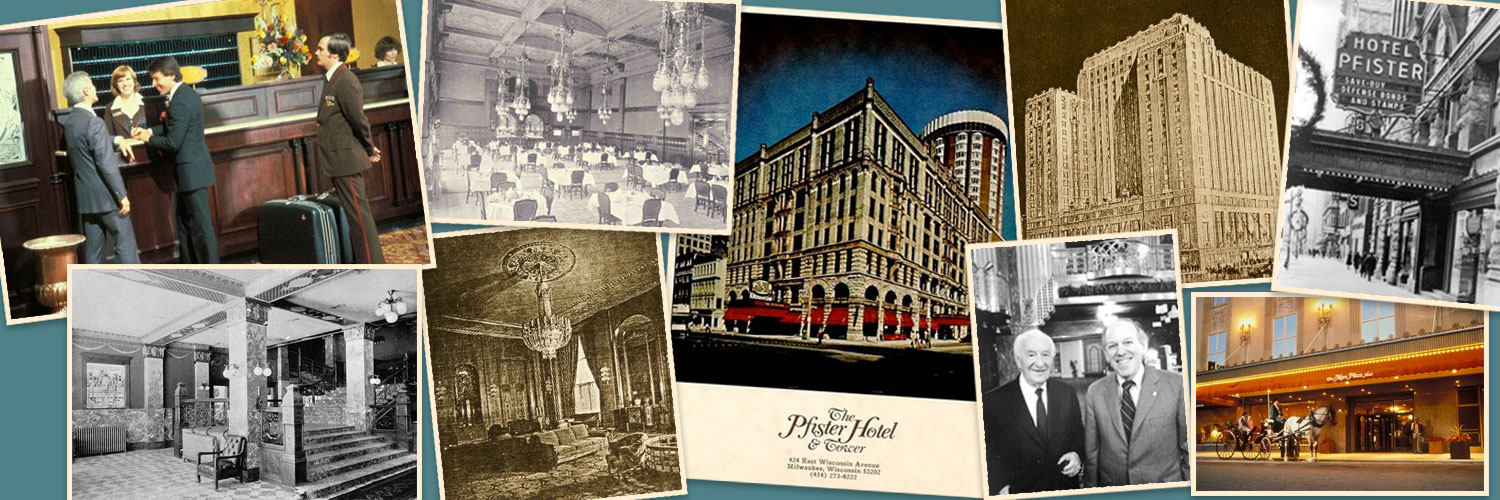 Marcus Hotels History