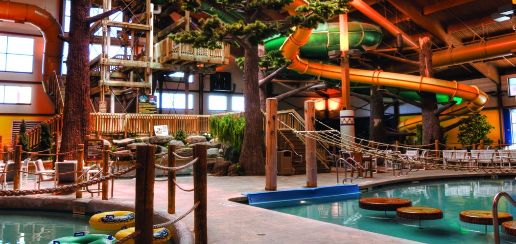 The Timber Ridge Lodge Waterpark Marcus Hotels Resorts