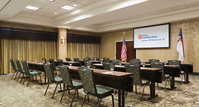 Hilton Houston Meeting Room