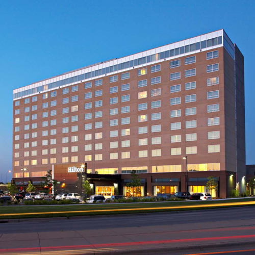 Hilton Bloomington
