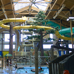 Waterpark at Timber Ridge Lodge