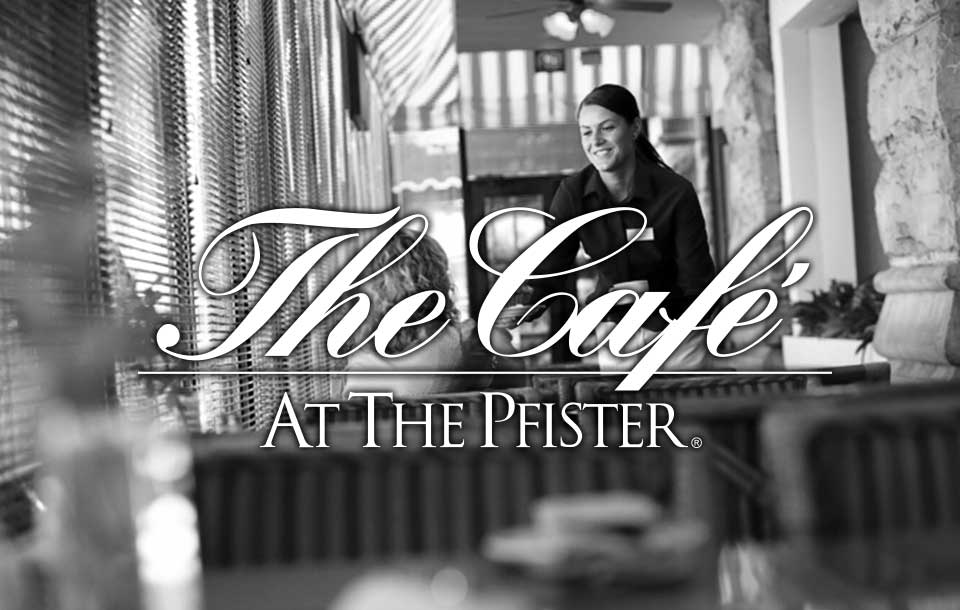 Cafe at the Pfister - The Pfister Hotel, Milwaukee, WI