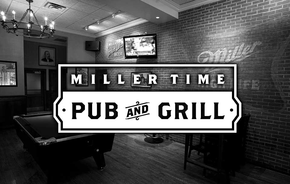 Image of Miller Time Pub & Grill Interior - Milwaukee, WI & Lincoln, NE
