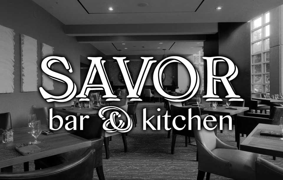 Savor Bar & Restaurant - Westin Atlanta, Atlanta, GA