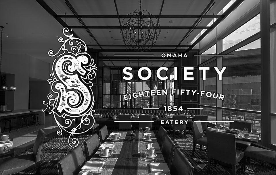 Society 1854 Eatery - Omaha, Nebraska