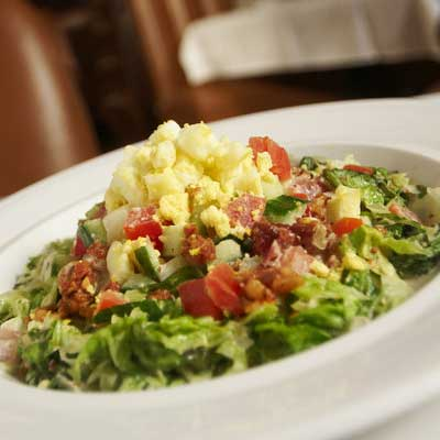 chopped salad at The Pfister
