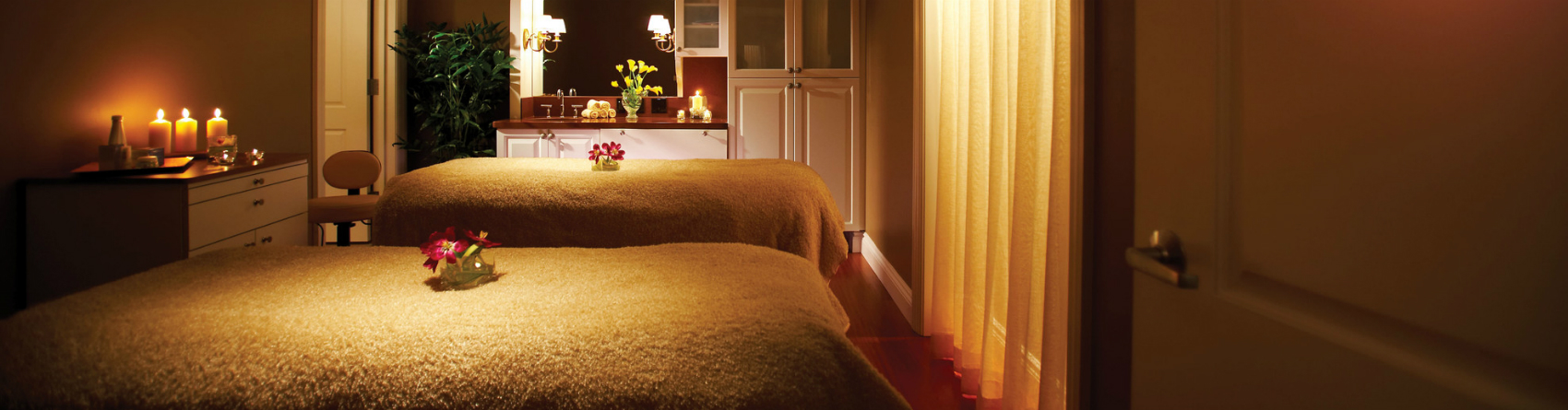 WELL Spa + Salon is the perfect way to relax at The Pfister