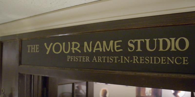 Your Studio