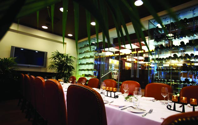 Mason Street Grill - Private Dining