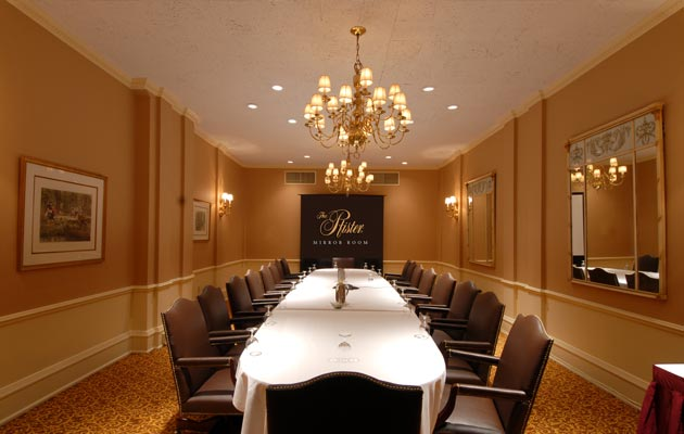 Executive Conference Room and Boardroom