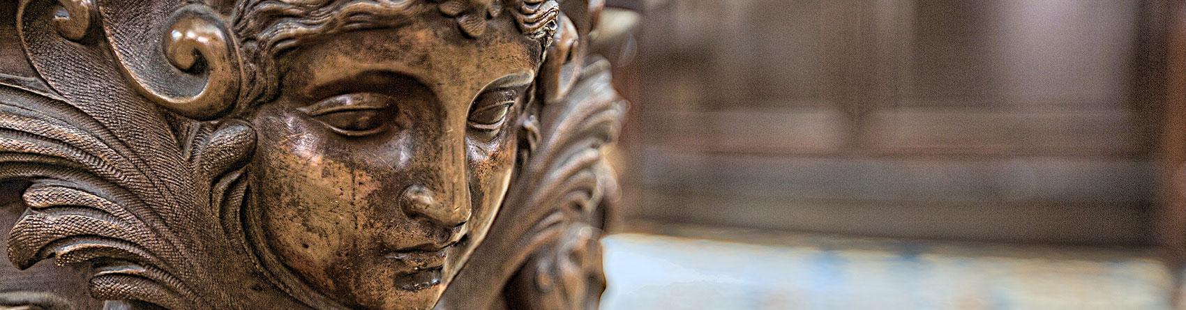 Pfister Statue