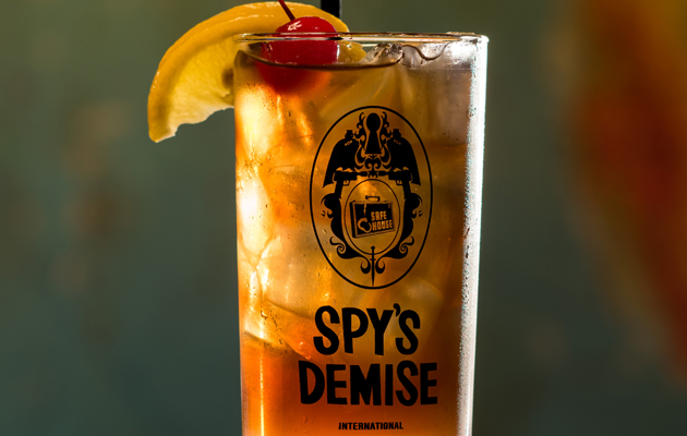 Spies Demise Drink