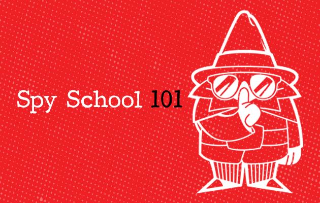 Spy School 101