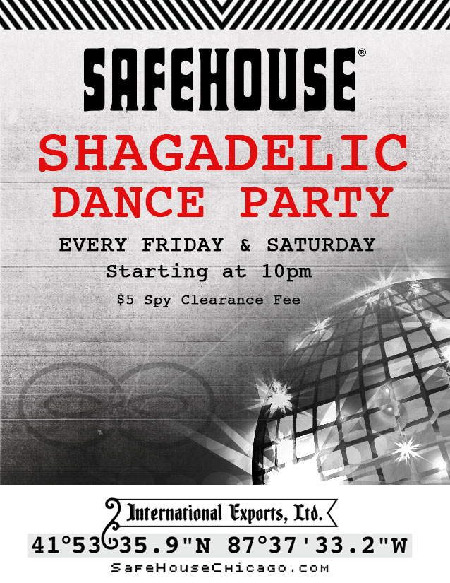 Shagadelic Dance Party